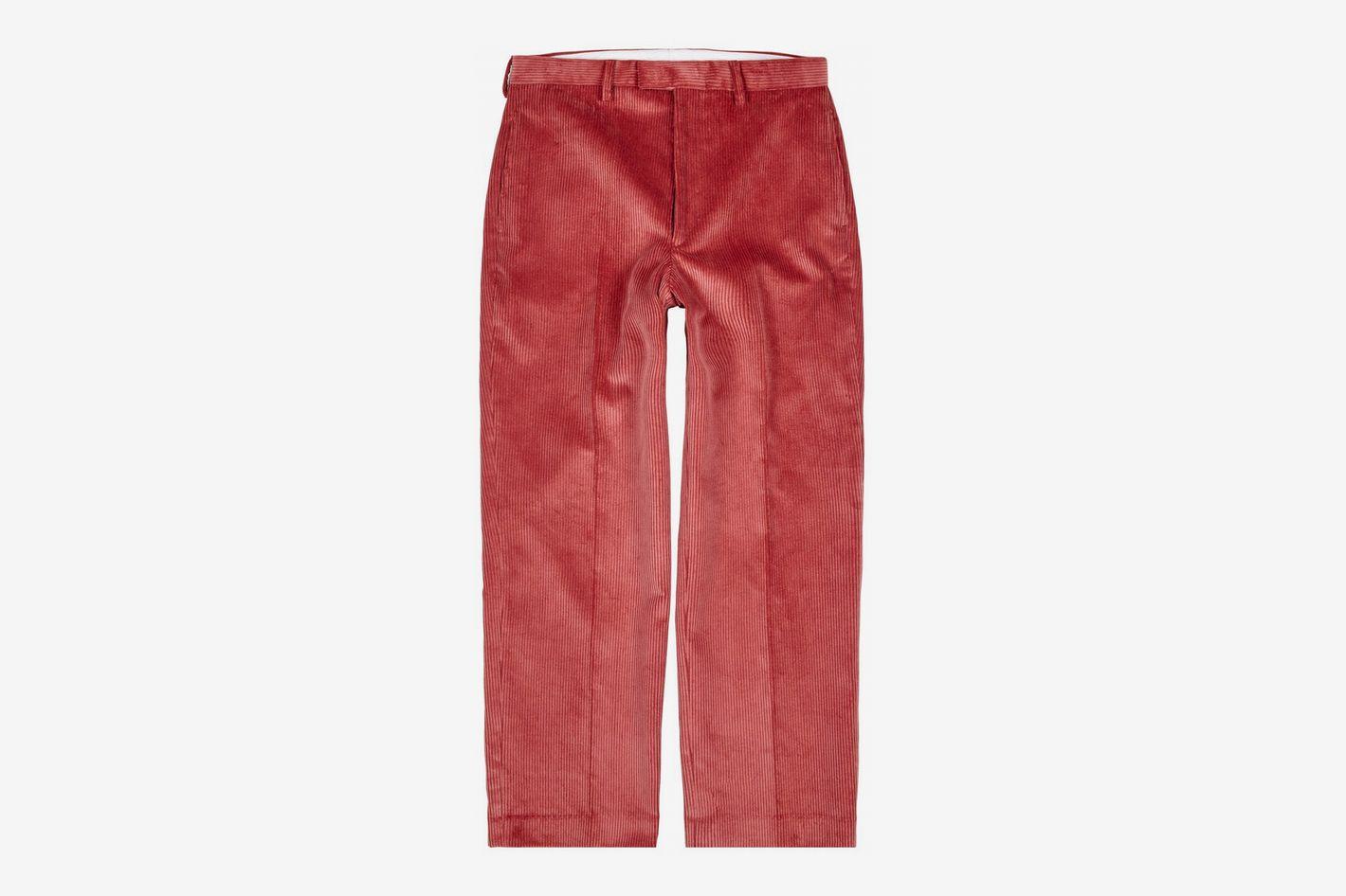 Noah Corduroy Trousers