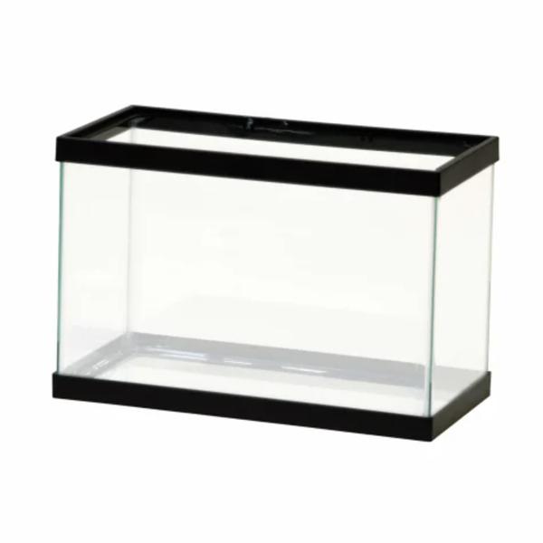 Aqueon Standard Glass Aquarium Tank, 2.5 Gallon