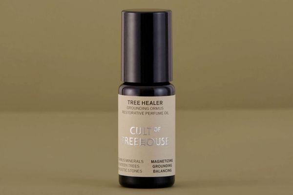Cult of Treehouse Tree Healer Grounding Perfume Oil