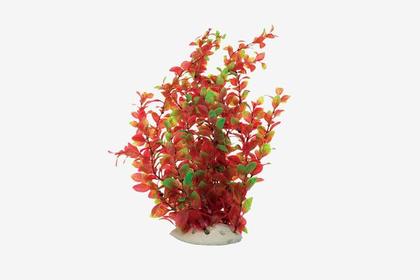 Saim Aquarium Artificial Plastic Plants Decor Fish Tank Ornament 16