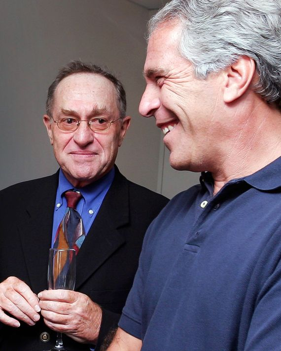 Attorney Alan Dershowitz And The Jeffrey Epstein Case