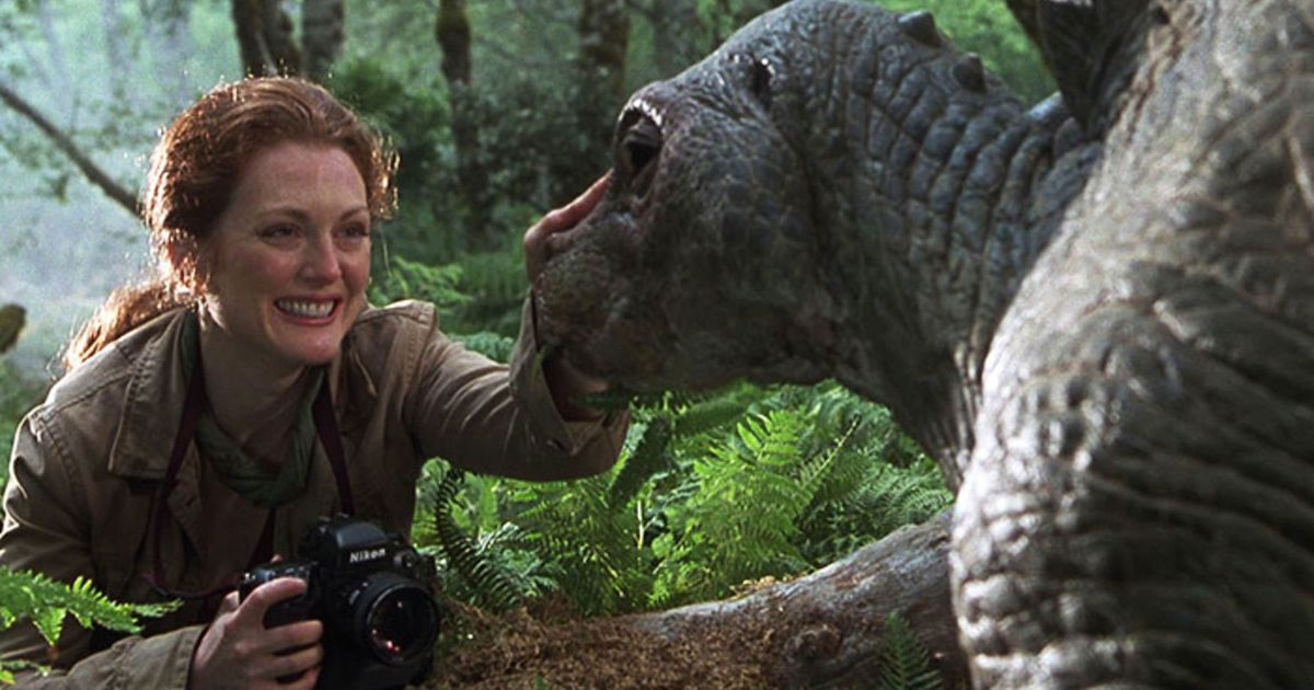 The Lost World Is Spielberg S Nastiest Film And I Love It