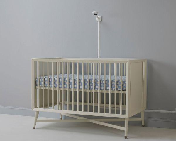 Nanit Smart Baby Monitor and Wall Mount Camera