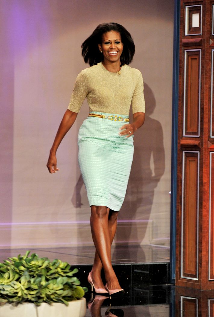 First Lady Michelle Obama Dresses