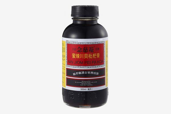 Nin Jiom Pei Pa Koa — Sore Throat Syrup — 100% Natural