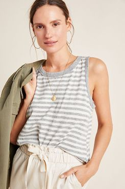 Mandy Striped Top