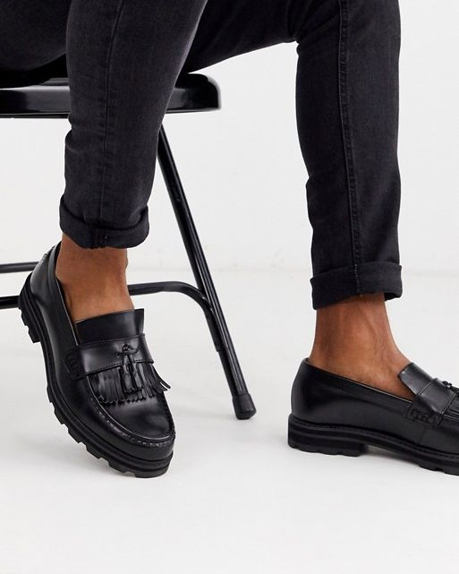 Sale ASOS Ben Sherman Loafers   The
