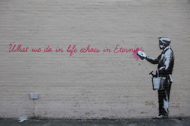 The Banksy Tour of New York City: Interactive Map