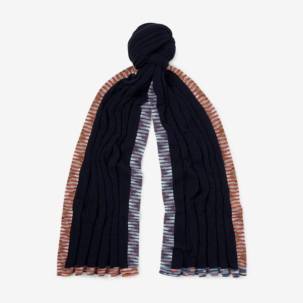 Missoni Space-Dyed Cashmere and Wool Blend Scarf