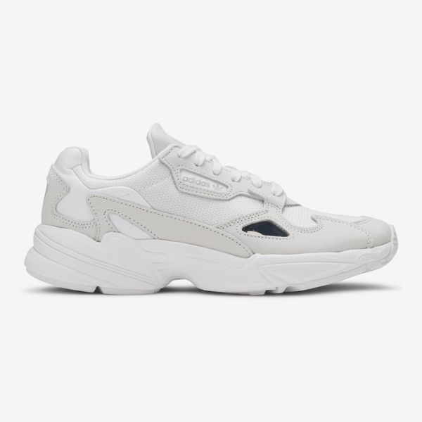 Adidas Falcon 'Triple White'