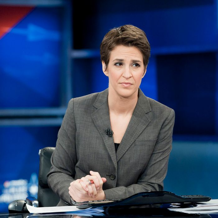 How To Stream Rachel Maddow MSNBC Trump Taxes Show, No Cable