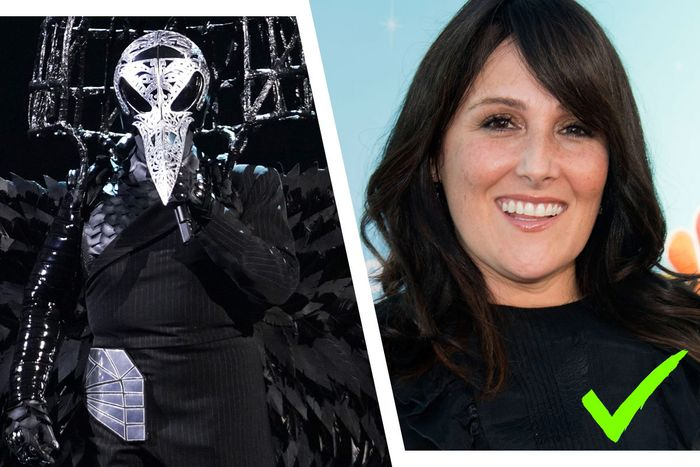 The Raven is Ricki Lake.