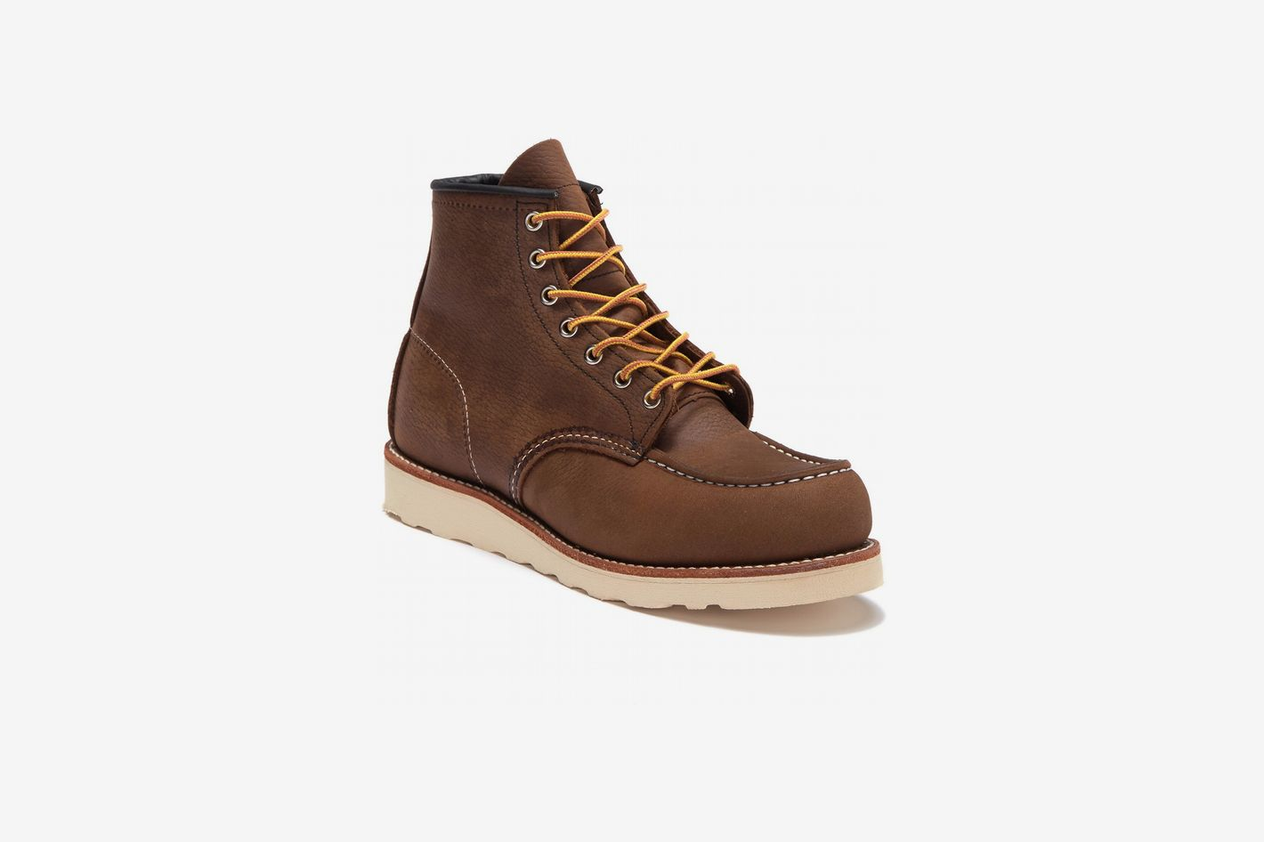 4653c4dd6778 Red Wing 6-Inch Moc Toe Leather Boot
