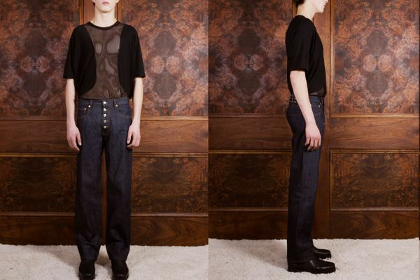 Linder Barrel Jean