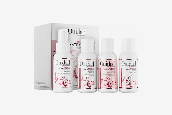 Ouidad Advanced Climate Control® Anti-Frizz Travel Set