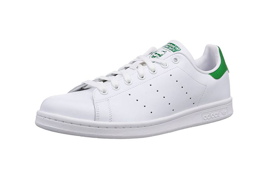 purchase cheap d1282 6b72a Original With Green Trim. Adidas Originals Stan Smiths