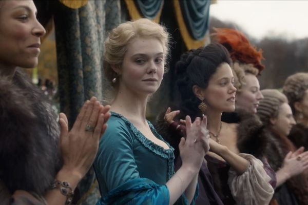 The Great Trailer: It's The Favourite, If It Were a Show Where Elle Fanning Is Catherine the Great