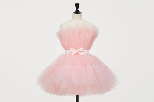 H&M x Giambattista Valli Short Tulle Dress