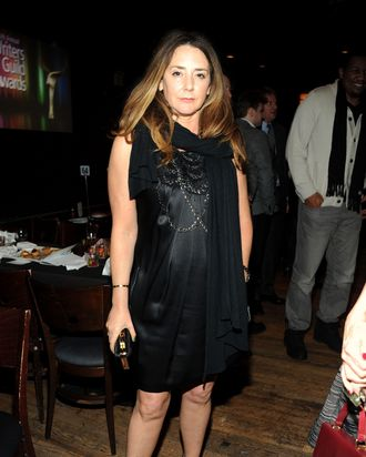 Actress Talia Balsam attends 65th Annual Writers Guild East Coast Awards After Party at B.B. King Blues Club & Grill on February 17, 2013 in New York City.