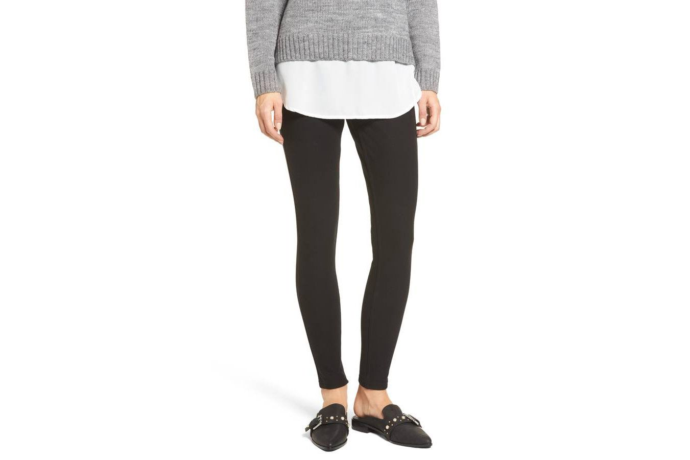 Hue Fleece Lined Jeggings