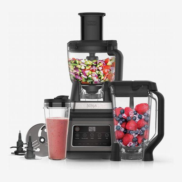 Ninja 3-in-1 Blender With Food Processor