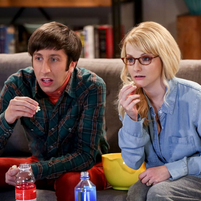 The Big Bang Theory Recap Season 12 Episode 1