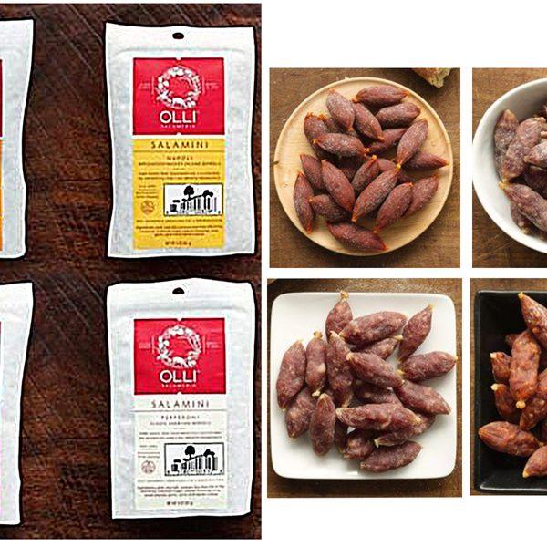 Olli Salamini Four Pack