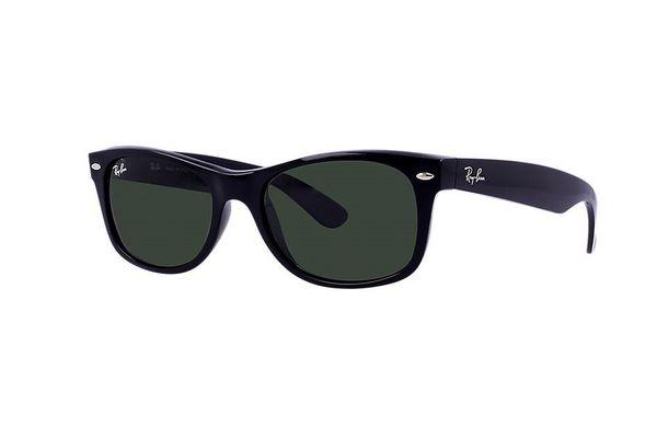 Ray-Ban RB2132 New Wayfarer Sunglasses, 55mm