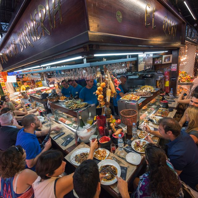 Barcelona's Best Food Markets, According to Anthony Bourdain's Fixer