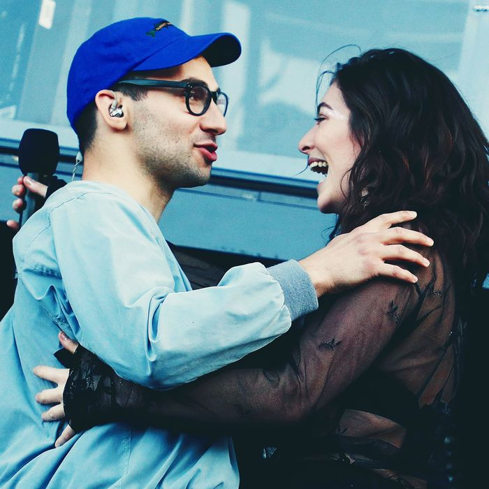 Lorde Speaks Out About Those Jack Antonoff Dating Rumors
