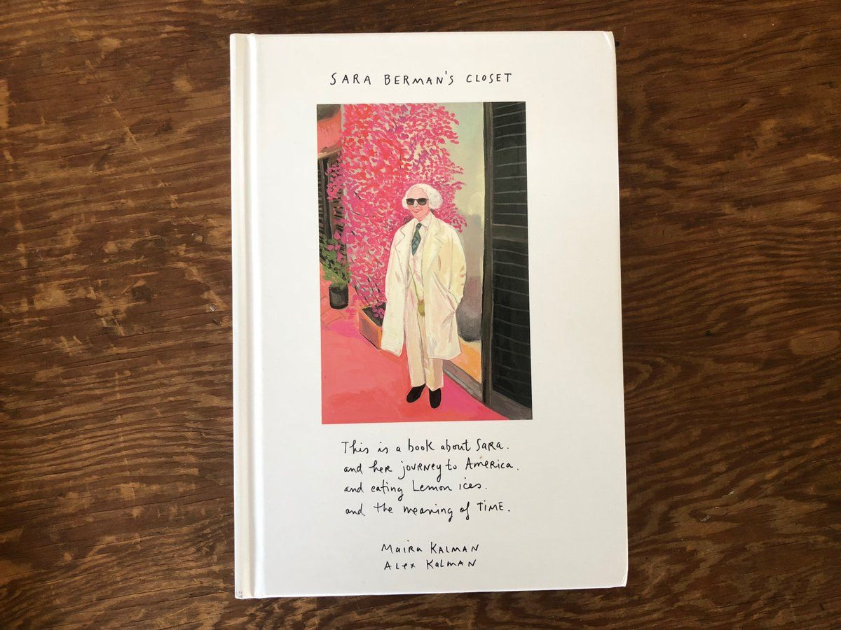 <em>Sara Berman's Closet</em>, by Maira and Alex Kalman