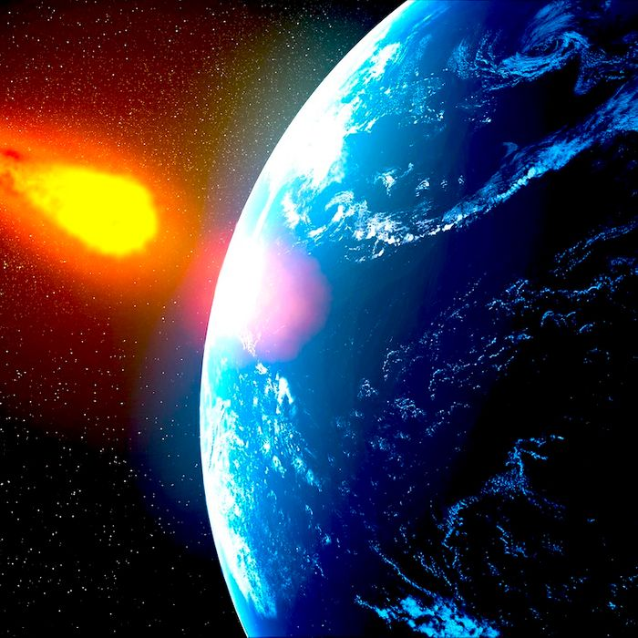 An Asteroid Is Headed for Earth Just Before Election Day