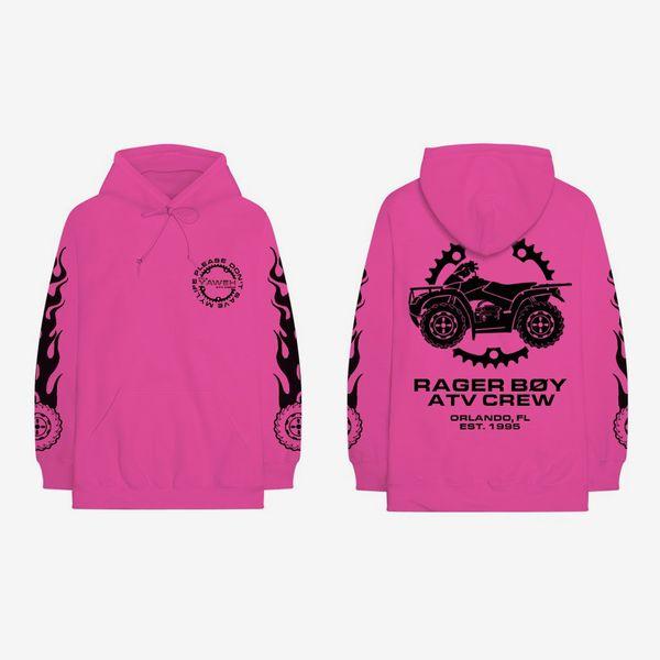 Rager Boy ATV Crew Hoodie
