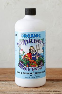 Neptune's Harvest Organic Fish & Seaweed Fertilizer Concentrate 2-3-1