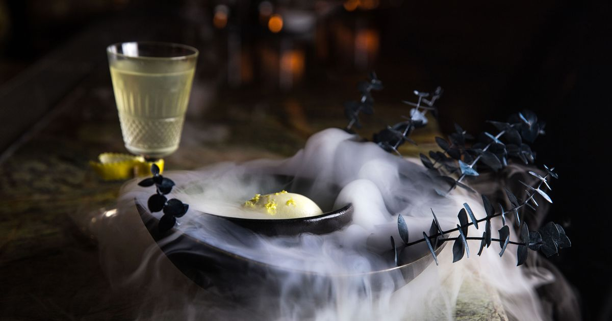 Patisserie Chanson's Dessert Bar Opens in NYC