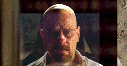 Breaking Bad: See Walter White's Transformation in One Mesmerizing GIF