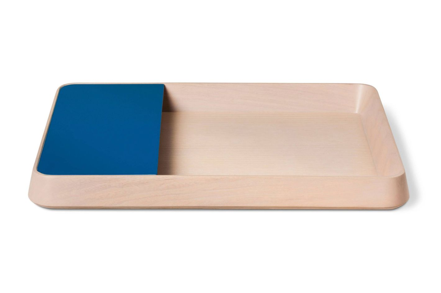Modern by Dwell Magazine Decorative Tray Medium Blue