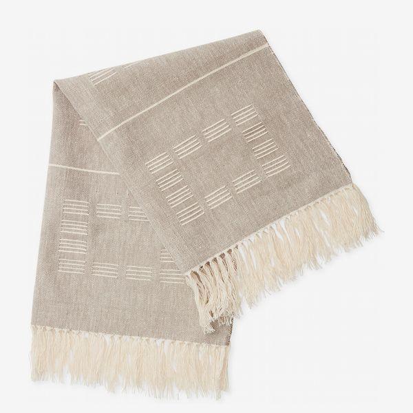 Minna Blocks Tea Towel