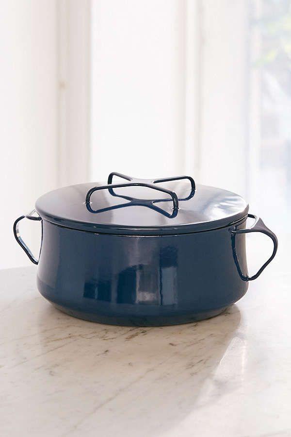 Dansk 4-Quart Casserole Pot With Lid