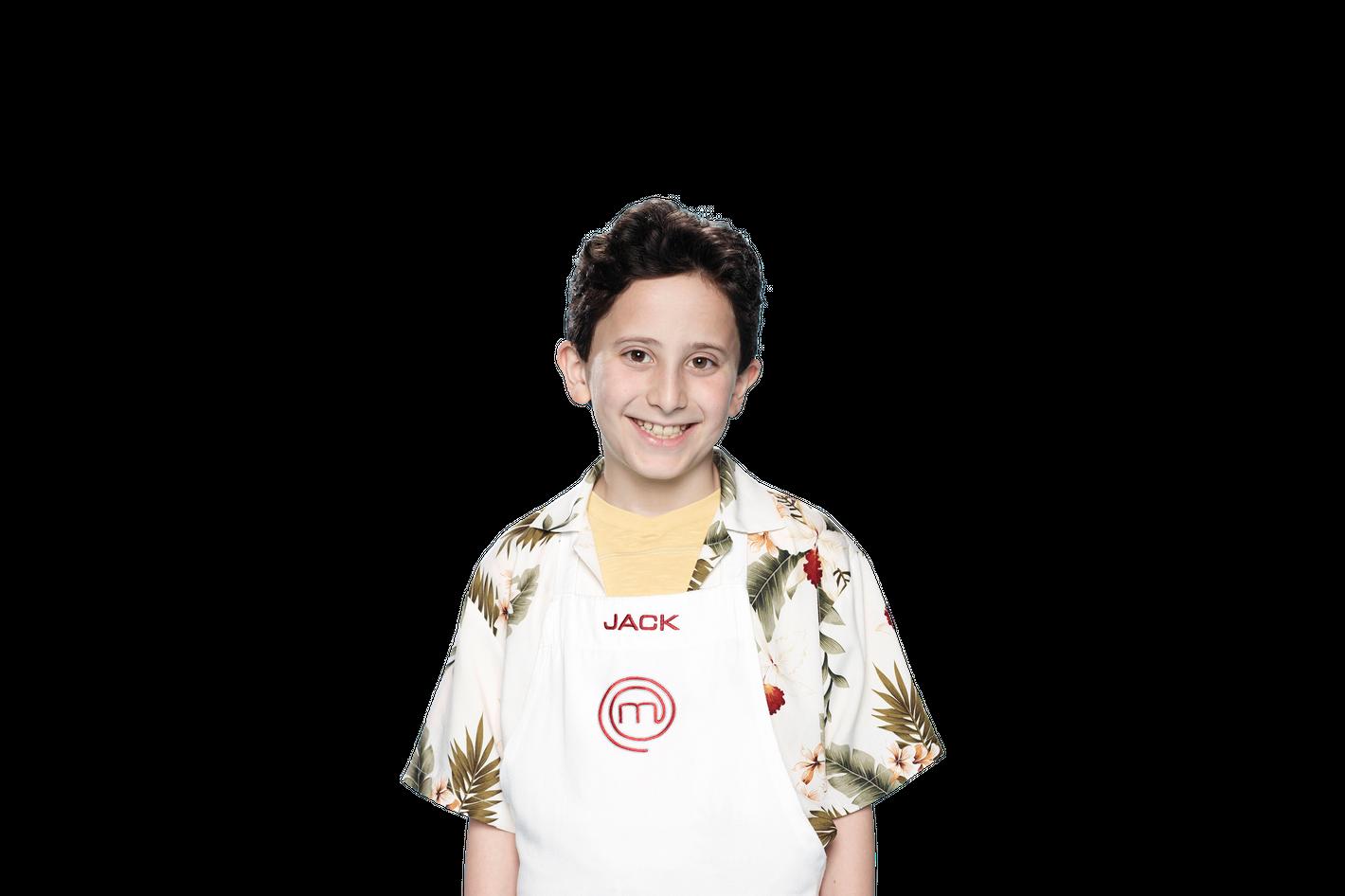 MasterChef Junior's Jack on His Many Hawaiian Shirts and