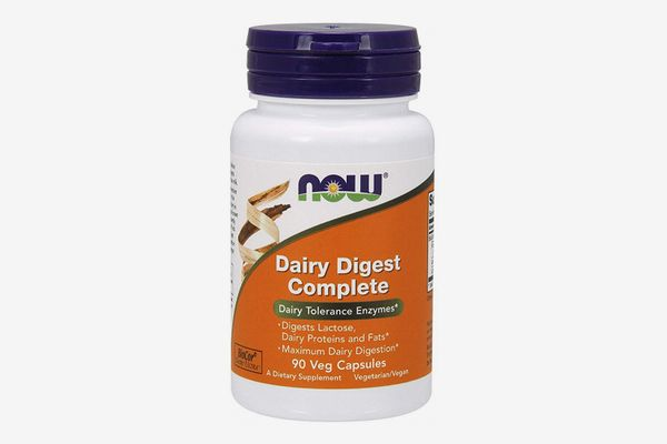 NOW Dairy Digest Capsules