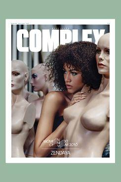 Zendaya for Complex