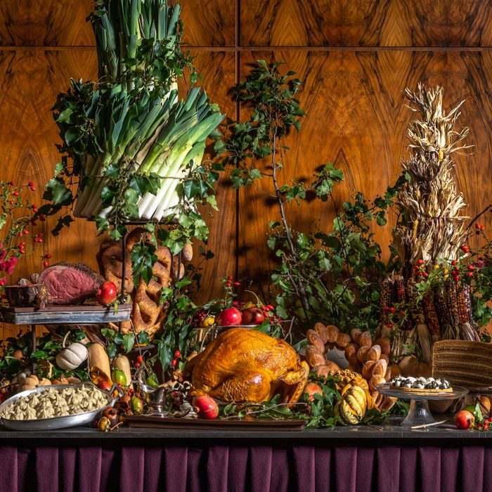 The Best Thanksgiving Restaurants In Nyc