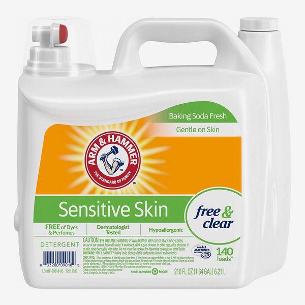 Arm & Hammer Sensitive Skin Free & Clear Liquid Laundry Detergent
