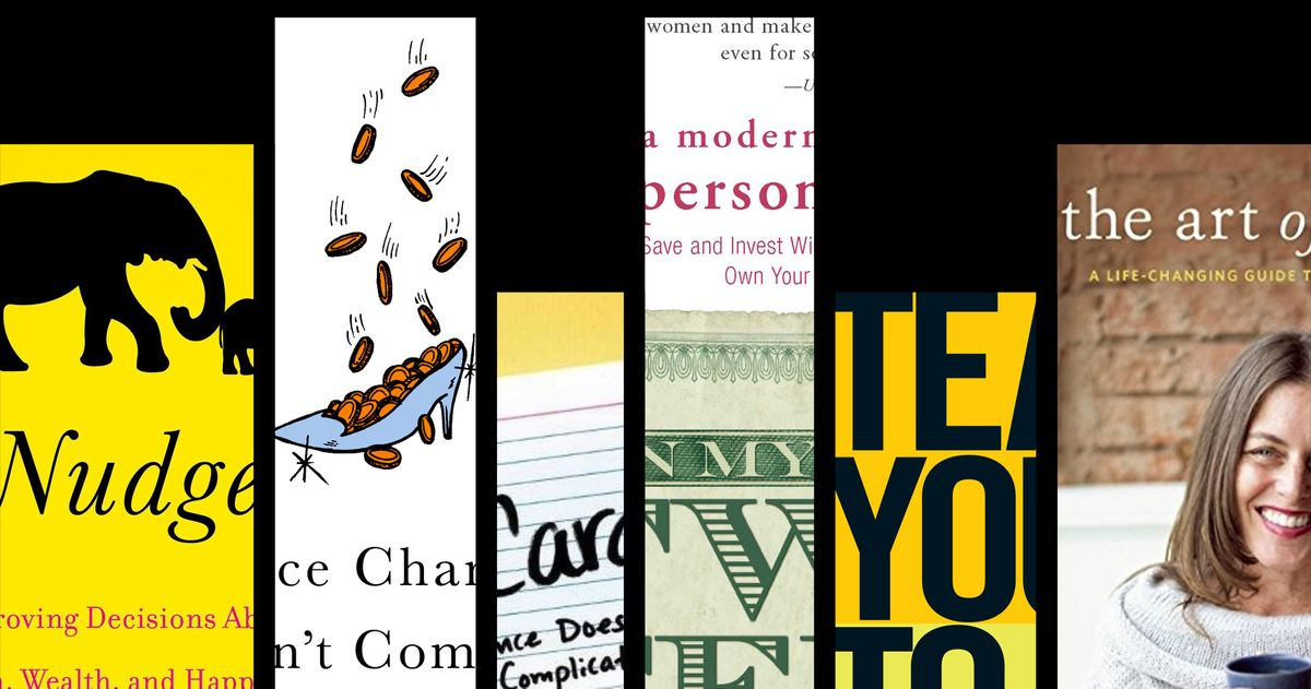 9 Books About Money That Every Woman Should Read