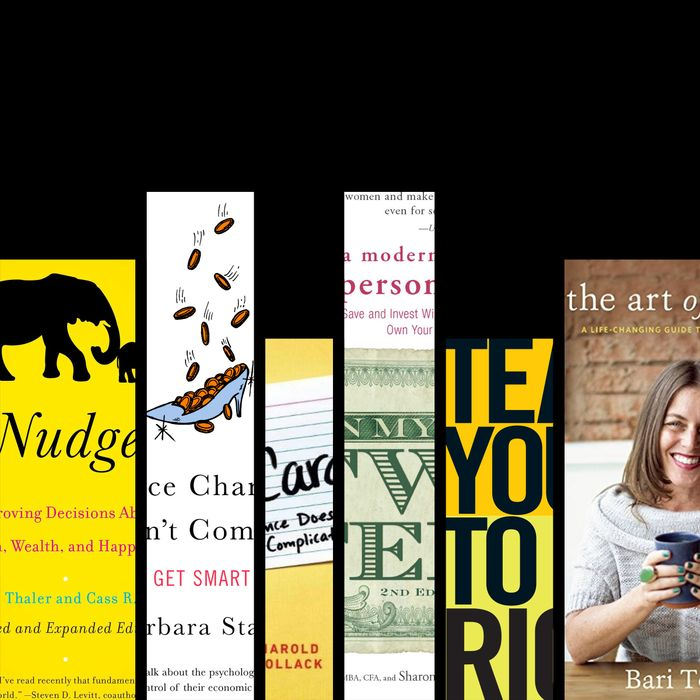 8591b1aad16 9 Books About Money That Every Woman Should Read