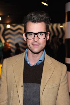 NEW YORK, NY - NOVEMBER 21:  TV personality Brad Goreski attends the Barneys New York Celebration Launch of Gaga's Workshop at Barneys New York on November 21, 2011 in New York City.  (Photo by Jamie McCarthy/Getty Images for Barneys New York)