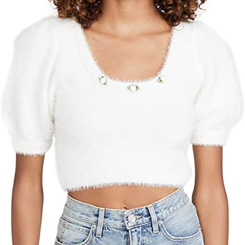 For Love & Lemons Women's Anastasia Sweater