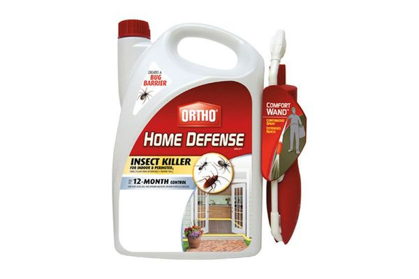 Ortho Home Defense Insect Killer for Indoor & Perimeter With Comfort Wand