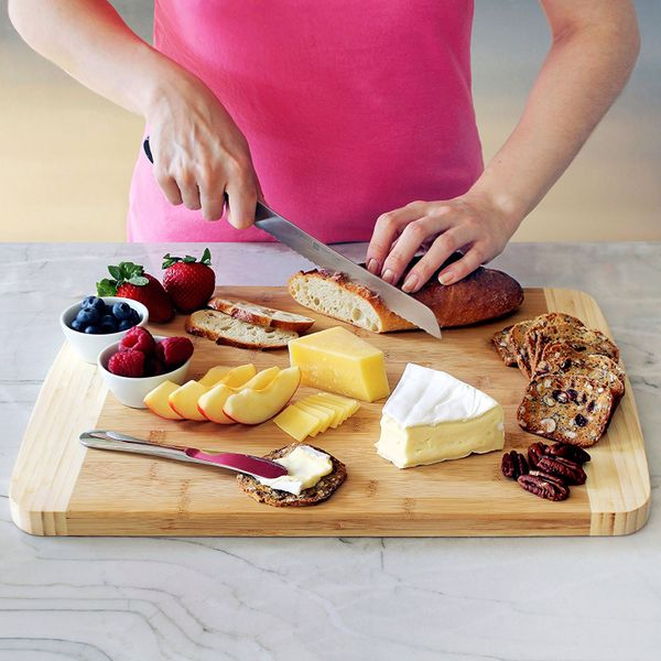 Bamboo Cutting Board Extra Large